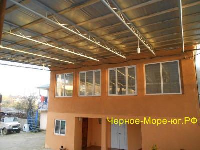 Гостевой дом «Эвкалипт» в Новом Афоне по ул. Сухумское шоссе, 144