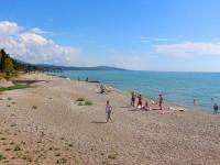 Описание диких пляжей в городе Новый Афон на лето 2020 года - фотографии, отзывы туристов, как проехать