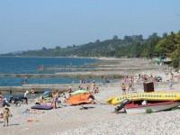 Обзор на лучшие пляжи города Новый Афон - фотографии, отзывы туристов 2020