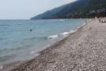Пляж Гумиста на лето 2020 года, город Сухум, Абхазия - фотографии, отзывы туристов